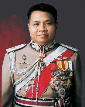 พล.ต.อ.วิเชียร พจน์โพธิ์ศรี ผบ.ตร. คนที่ 7 ของไทย