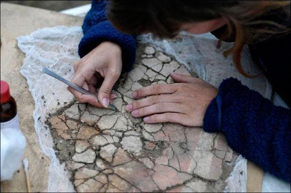 โบราณสถานอายุกว่า 1,300 ปี แห่งไซบีเรีย